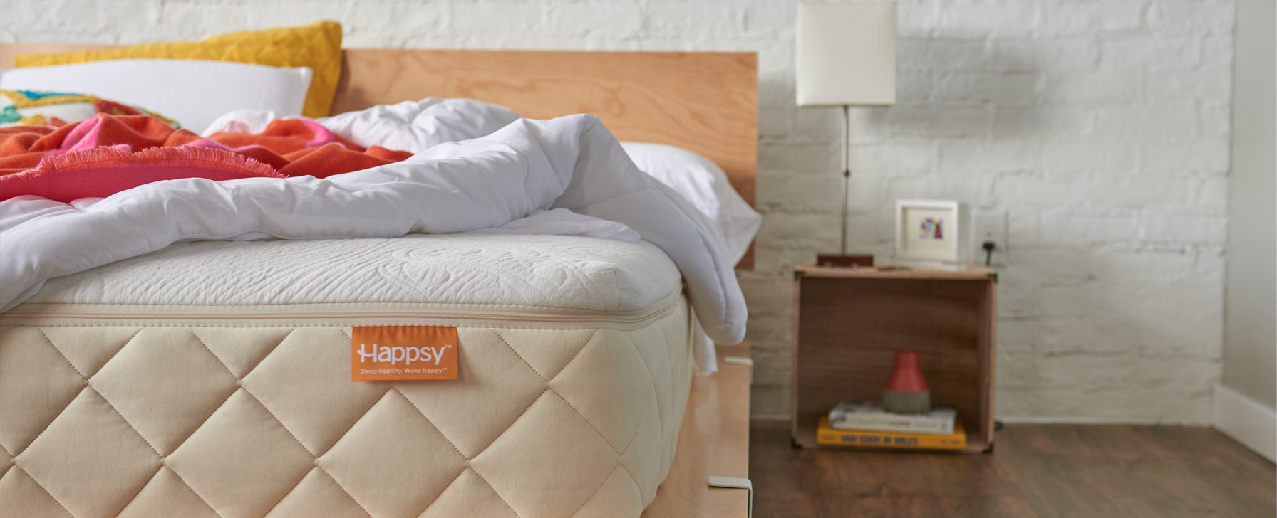 $225 off the Happsy Organic Mattress