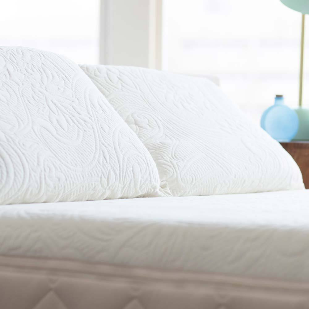 Happsy organic mattress pad: Organic materials