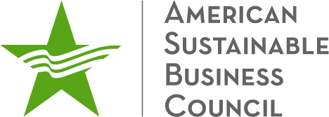American Sustainable Business council member