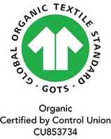 Global organic textile standard certified