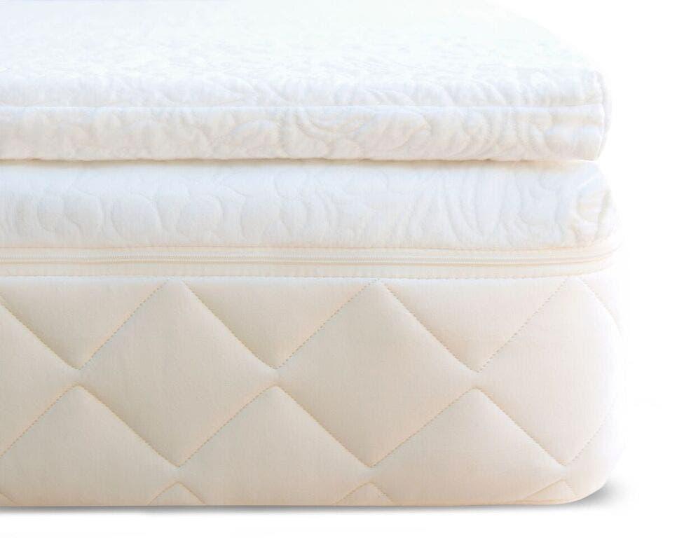 Organic pillowtop