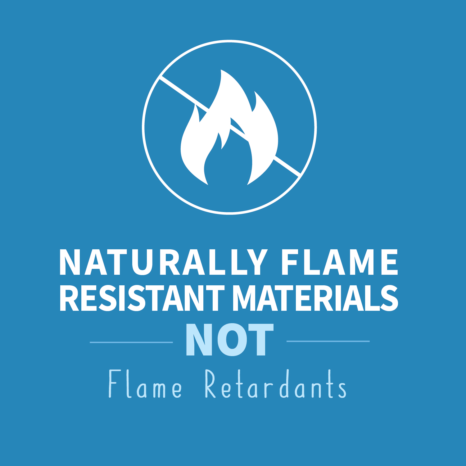 flame resistant material